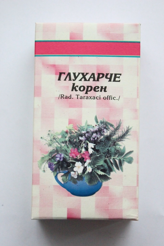 Глухарче-корен (Rad. TAraxaci offic.)