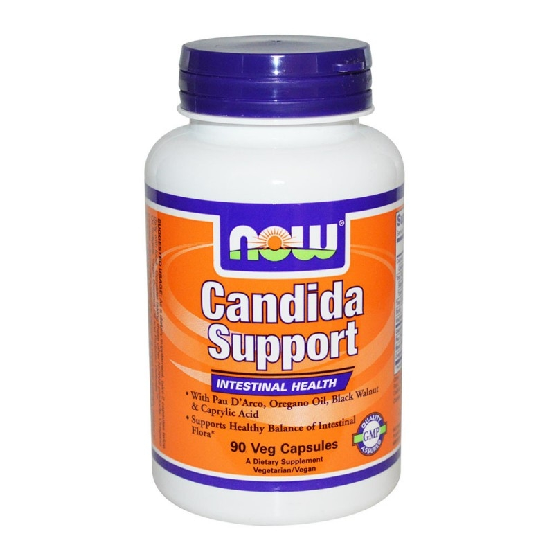 Candida Support - 90 капсули